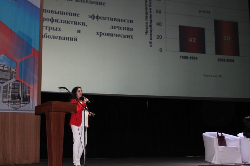 52-ая межрегиональная научно-практическая медицинская конференция «Современные аспекты здравоохранения: достижения и перспективы». Секция терапии. 06