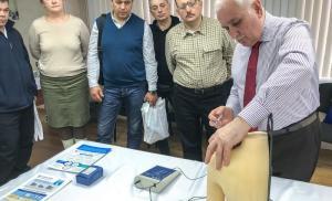 Региональная научно-практическая конференция «Методы лечения и реабилитации при травматологических и ортопедических заболеваниях»