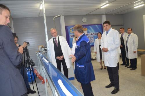 В Год здравоохранения в Ульяновской области открыто 12 государственных аптек и запущено производство медицинских изделий