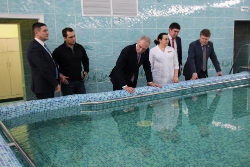 40 миллионов рублей направлено из областного бюджета на создание Центра охраны здоровья матери и ребенка в Заволжском районе Ульяновска