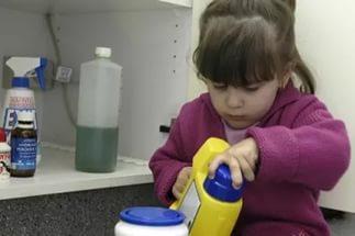 За 2016 год врачи ульяновской областной детской больницы спасли около 70 детей, попавших в реанимацию после отравления химикатами и медикаментами