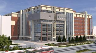 Председатель Федерального фонда ОМС Наталья Стадченко: «Запуск перинатального центра в Ульяновской области будет осуществлен до конца 2017 года»