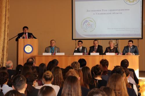В ульяновской Молодежной медицинской академии увеличилось число учеников
