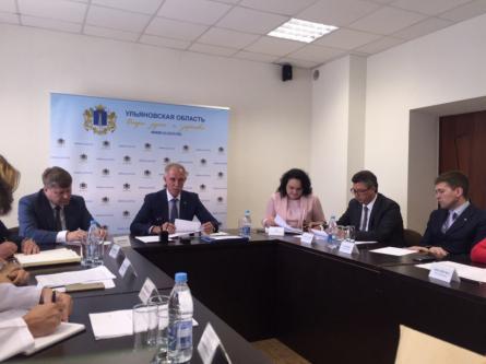Здравоохранение Димитровграда приведут к единому региональному стандарту работы медучреждений Ульяновской области