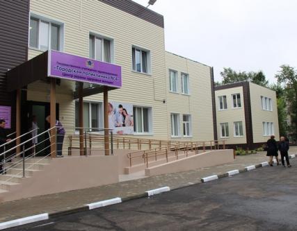 В Ульяновской области начал работать первый Центр охраны женского здоровья