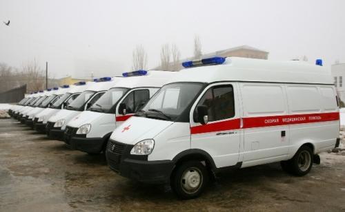 В лечебные учреждения Ульяновской области до конца года закупят 14 автомобилей скорой медицинской помощи
