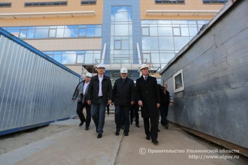 Рашид Абдуллов поздравил сотрудников Федерального медико-биологического агентства