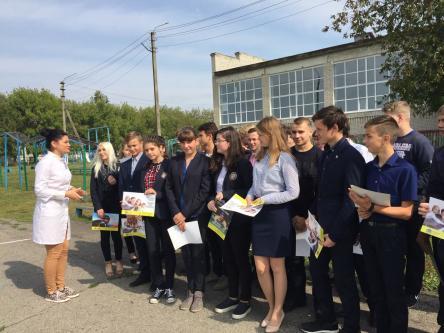 Более 14 тысяч жителей Ульяновской области приняли участие в мероприятиях, посвященных Всемирному дню трезвости