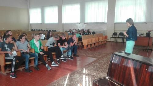 2,5 тысячи студентов Ульяновской области приняли участие в проекте «Открой мир здоровья» в 2017 году