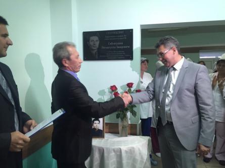В Ульяновской области продолжается реализация проекта «Заслуженные медработники в памяти народа»