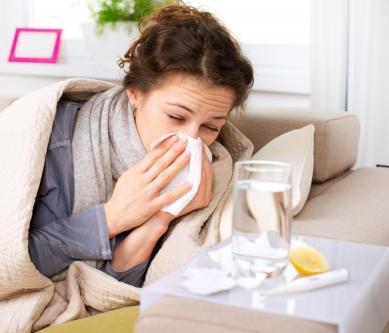 В Ульяновской области постепенно снижается заболеваемость ОРВИ