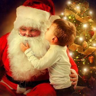 В преддверии праздников для пациентов ульяновских детских лечебных учреждений проходят Новогодние представления